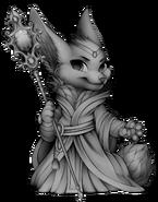 Sorcerer fox