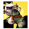 65-warrior-costume