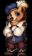 Bear noble