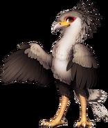 Raptor secretary