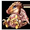 1709-seraph-velociraptor-plush