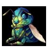 5206-green-sweat-bee-plush