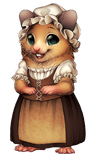 Rodent peasant