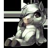 922-dapple-gray-horse-plush