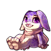 1441-scarf-rabbit-plush