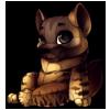 928-brown-hyena-plush