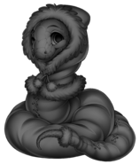 Fluffy snake base