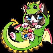 Cat-chibi-dragon