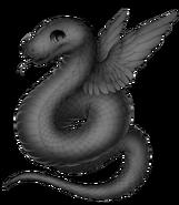 Galaxy snake base