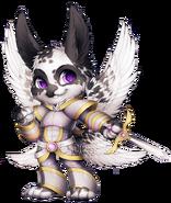 Angel rabbit