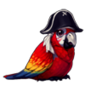 2604-scarlet-pirate-parrot