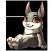 990-gray-rabbit-plush
