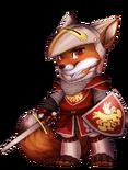 Knight fox