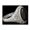 3196-obsidian-ring