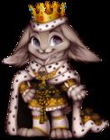 Royal rabbit