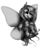 Fairy horse base