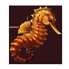 Yellow-seapony