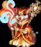 Sorcerer Wolf