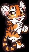 Tiger Chibi