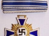 Cross of Honor of the German Mother medal