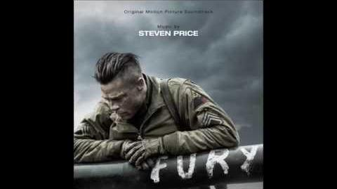 12. On The Lookout - Fury (Original Motion Picture Soundtrack) - Steven Price