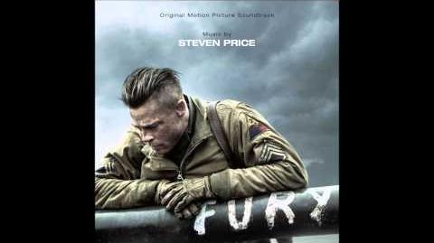 17. I'm Scared Too - Fury (Original Motion Picture Soundtrack) - Steven Price