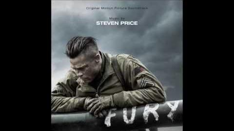 15. Crossroads - Fury (Original Motion Picture Soundtrack) - Steven Price