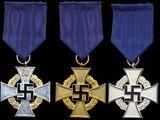 25 Year Faithful Service medal