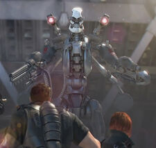 Disguised Robot Villain 2
