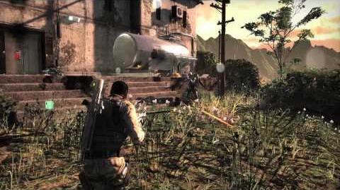 Arcshot Weapon Video