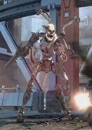 Disguised Robot Villain 3