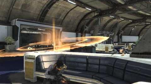 Warp Rifle Weapon Video