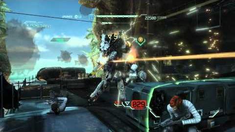 Fuse - Echelon Gameplay