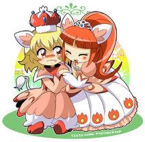Twin Princess - Lione & Tio