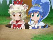 Twin Princess - Rein & Tio