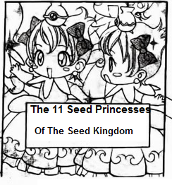 11seedprincessesManga