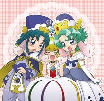 Twin Princess - Altezza e i principi del Windmill Kingdom