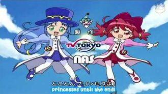 English Sub Twin Princess OP