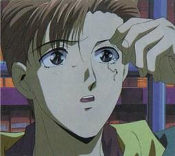 Keisuke hair