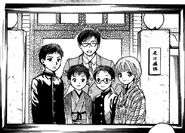 FamilyPhoto Oiwawa(back)-Seiji-Kenichi-Hidero-Suzuno 01