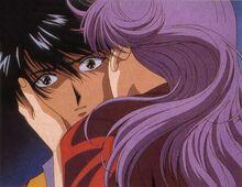Taka and Miiru