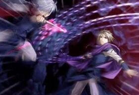 Shigi and shura fight