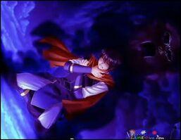 Takumi kneel blue