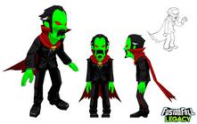 Fusion Dracula