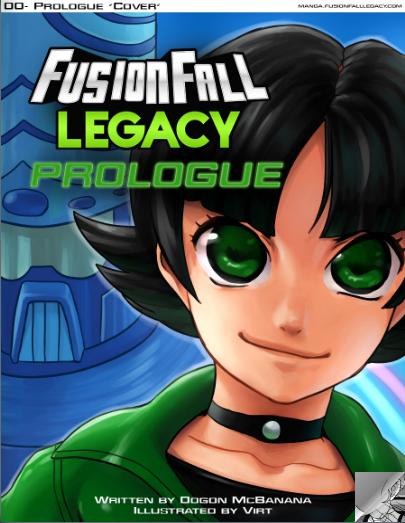 Manga Fusion Fall Legacy Wikia Fandom Powered By Wikia