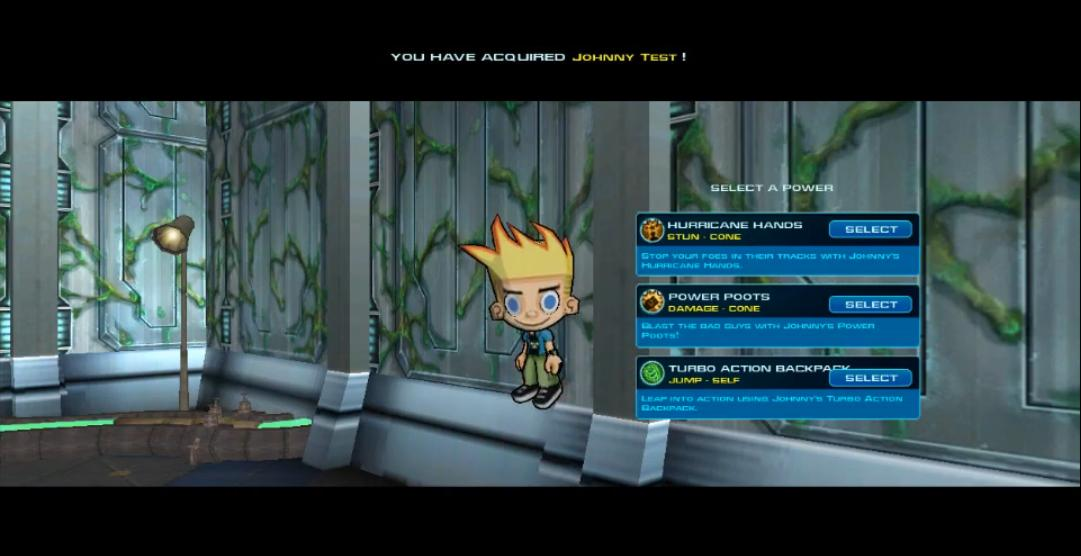 Zone johnny test mary test and susan test-23569