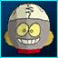 Robot Jones Bubblehead