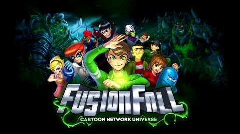 FusionFall Soundtrack - Sand Castle