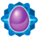 Eggschange Rate badge