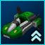 DX Green Dynamo Hovercar